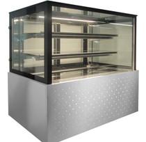 SG090FE-2XB Bonvue Heated Food Display 900mm Width