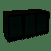 GL013-A Polar G-Series Under Counter Back Bar Cooler with Sliding Doors 320Ltr