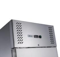 XURC650S1V FED-X S/S Two Door Upright Fridge Net Capacity: 650L 740mm W