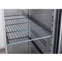 FED-X S/S Three Door Bench Freezer 1795mm Width XUB7F18S3V