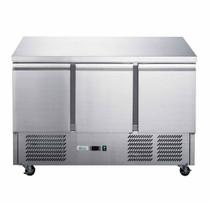 XGNS1300B FED-X Compact Workbench Fridge 368L 1368mm Width