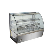 160 litre Heated Counter-Top Food Display - HTH160N