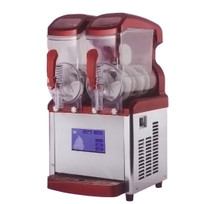 ICE8L-2 Soft Ice Cream Machine Double Bowl - Double x 8 Ltr 470mm W x 420 D x 740 H
