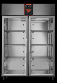 AF14PKPLUSBTPV Mastercool 1400 Ltr Freezer Glass Door