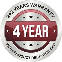 XUB6F13S2V FED-X S/S Two Door Bench Freezer 228Ltr 1360mm Width