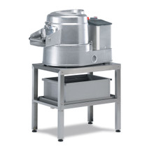 1000399 Sammic Stainless Steel Floor Stand to suit PP-6+ & PP-12+ Potato Peelers