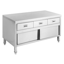 SKTD-1500 Bench Cabinet with Drawers 1500mm Width