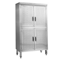 USC-6-1000 Upright Stainless Steel Storage Cabinet 1200mm W