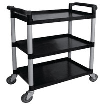 CF102 Vogue Polypropylene Mobile Trolley Large
