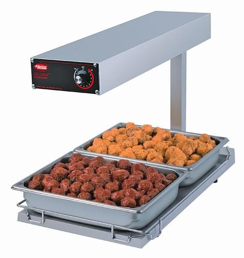 GR-FFB Hatco Glo Ray Portable Food Warmer/ Chip Dump
