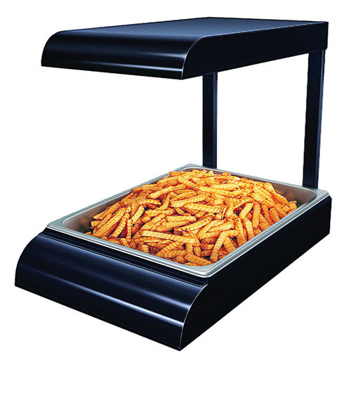 GMFFL Hatco Glo Ray Portable Food Warmer/ Chip Dump