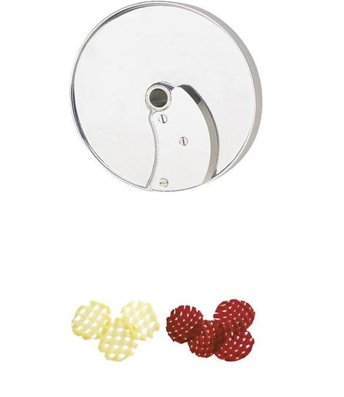 28198 Robot Coupe 2mm Waffle Disc fits CL50 Gourmet