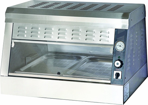 Compact Deaken Commercial Chicken / Food Warmer DKN-GN2