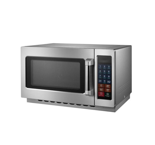 MD-1400 Stainless Steel Microwave Oven Large Capacity: 34 L