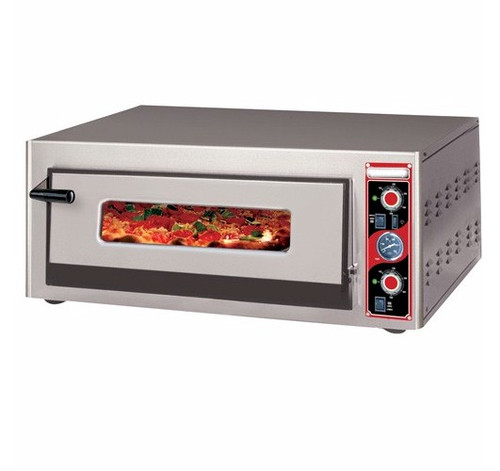 DKN-9262 Deaken Large Commercial Pizza Oven Single Deck