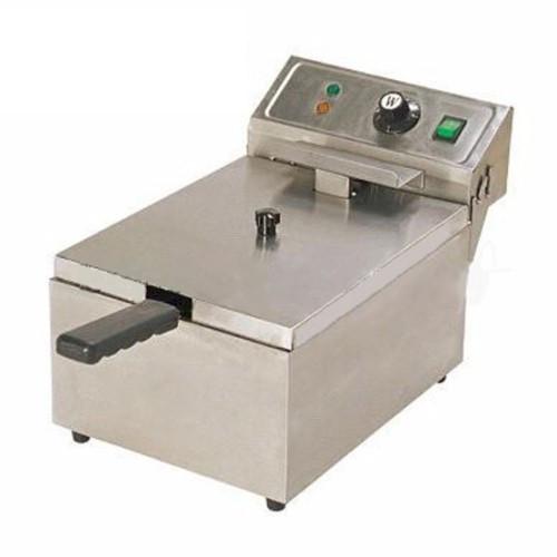 Deaken Commercial 10L Electric Benchtop Deep Fryer
