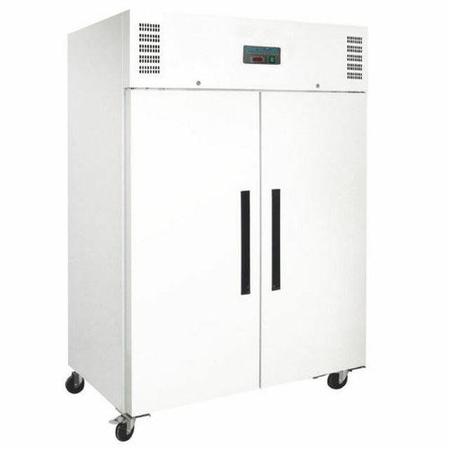 DL897-A Polar G-Series 2 Door Upright Freezer 1200Ltr White