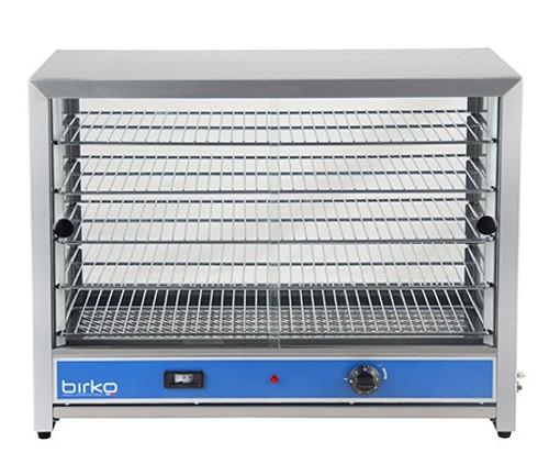 1040092 Birko Pie Warmer with Glass Doors - 100 Pies