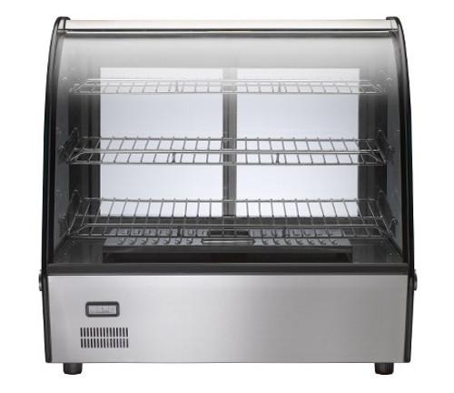 1040062 Birko Hot Food Bar Showcase S/S 160 Ltr