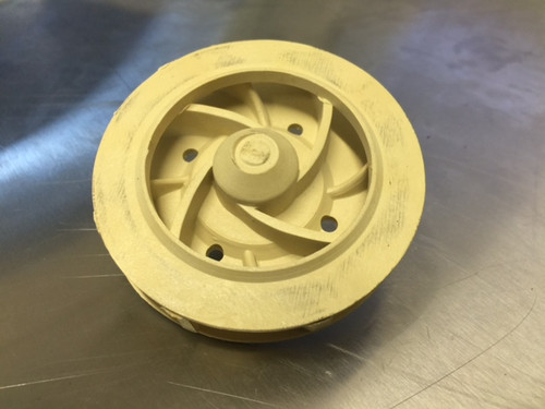 Modular Dishwasher Close Rotating Seal 464.106.00