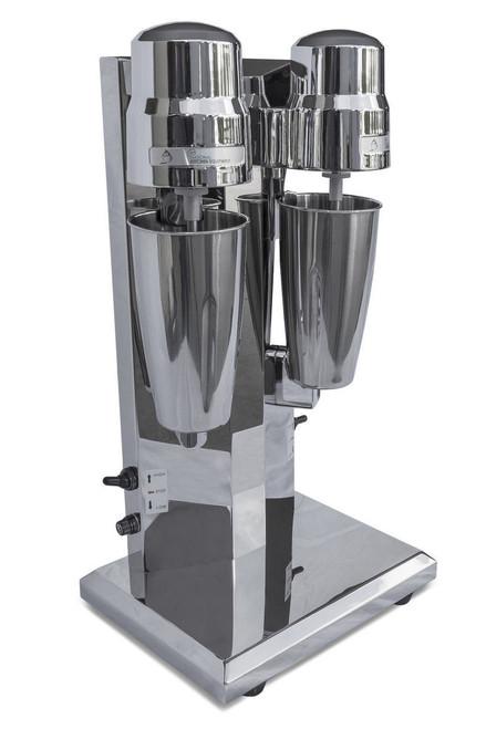 Deaken Powerful Commercial Stainless Steel Double Milkshake Maker Shake Mixer Blender