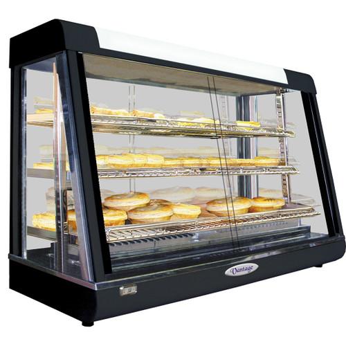 PW-RT/660/TG Pie Warmer & Hot Food Display  660mm W x 440 D x 655 H