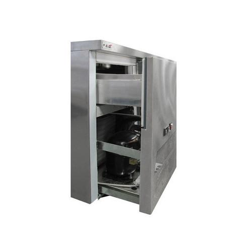 SCB/21 Three Door DELUXE Sandwich Bar 2180mm Width