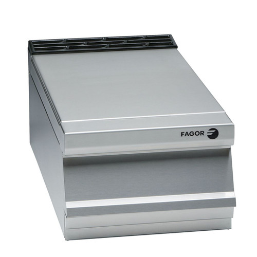 EN9-05 Fagor 425mm Wide Work Top to Integrate into any 900 Series Line-up