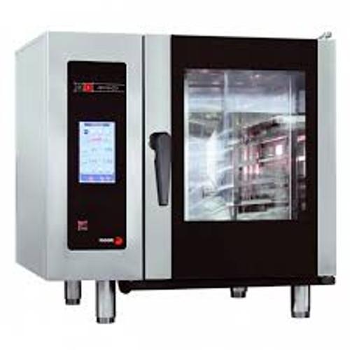 APE-061 Fagor 6 Trays Electric Advance Plus Touchscreen Control Combi Oven