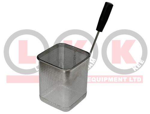 PC40B2 Square Pasta Baskets 135mm x 135mm x 180mm H