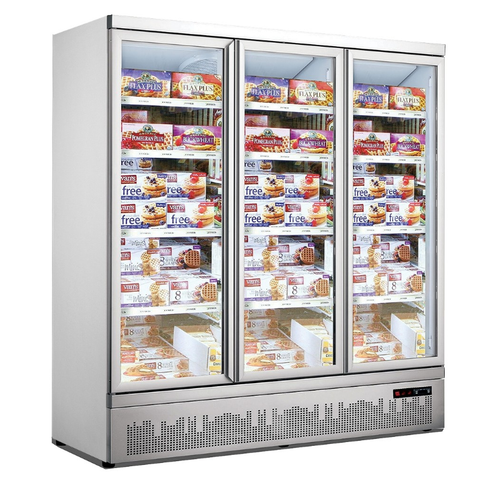 Triple Door Supermarket Freezer - LG-1500GBMF