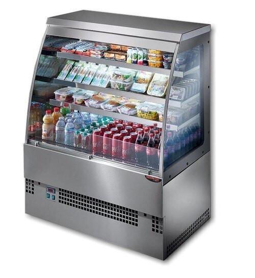 EVO180VSELF Mastercool Open Display Showcase 1800mm