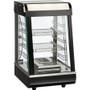 Pie Warmer & Hot Food Display 380mm W x 465 D x 658 H - PW-RT/380/TG