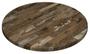 Gentas 600 Dia Round - Rustic Block Wood