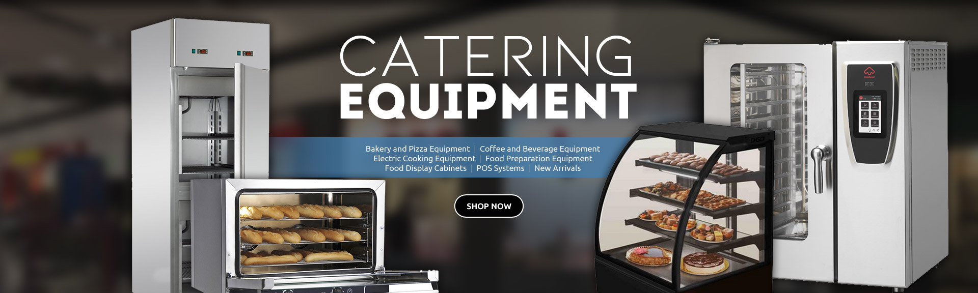 Direct Importers of Commercial Kitchen Equipment
