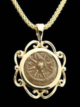 WIDOWS MITE COIN JEWELRY