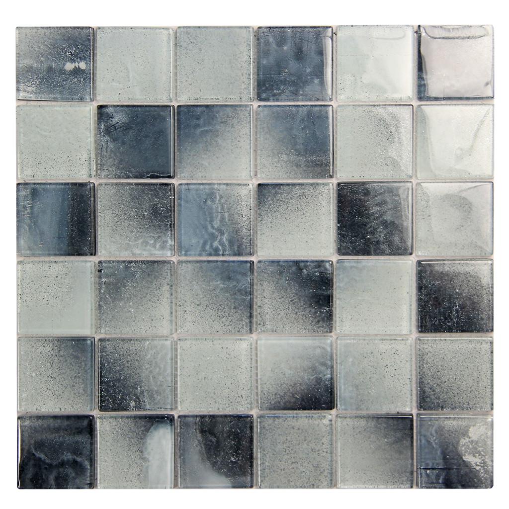Extant Sky 2x2 Pool Mosaic Glass Tile