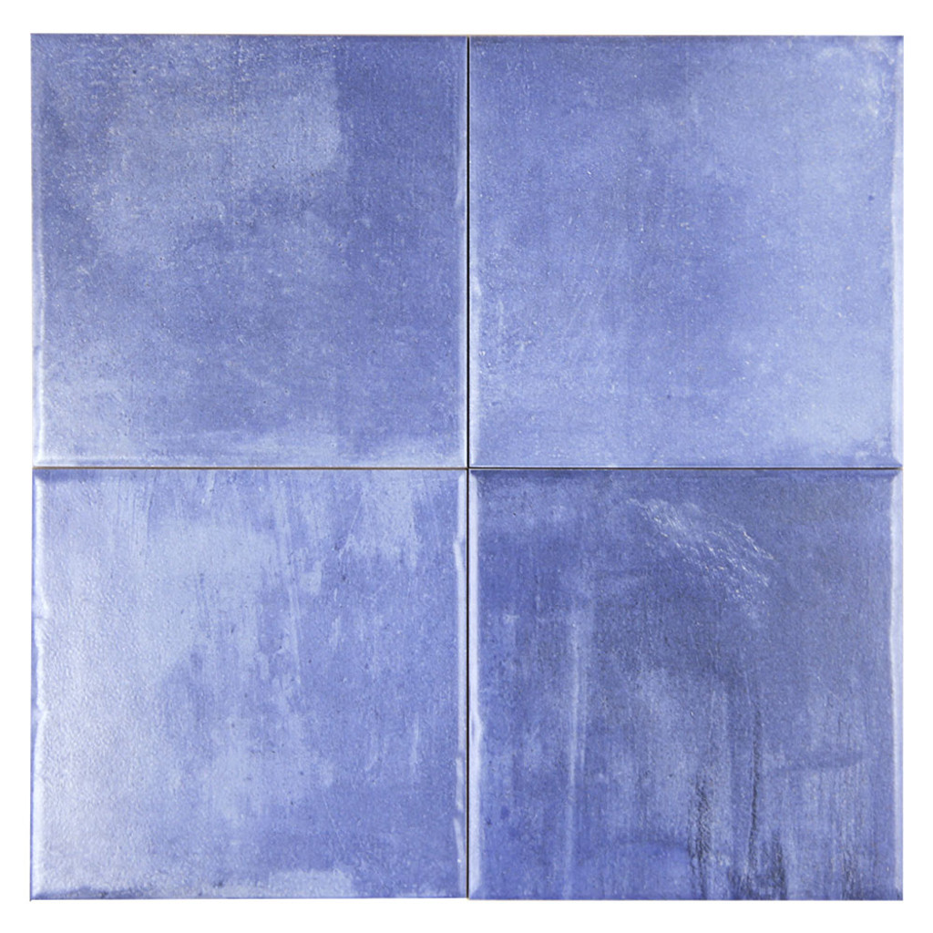Aqua Pool Azul Blue 6x6 Porcelain Tile