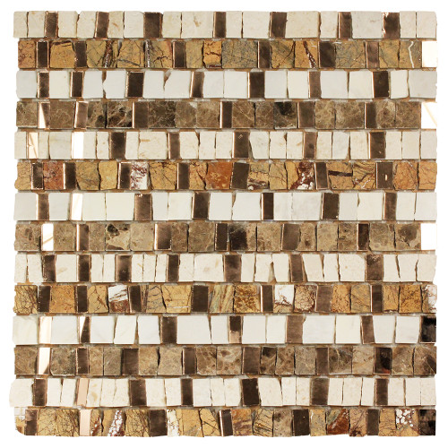 Mont Blanc Aguila Mosaic Glass Tile
