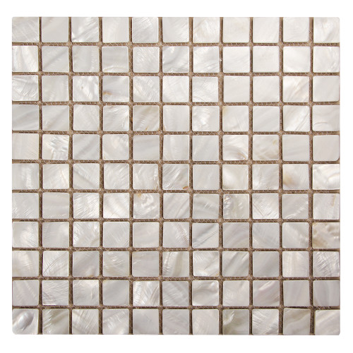 Shell White Mosaic Tile