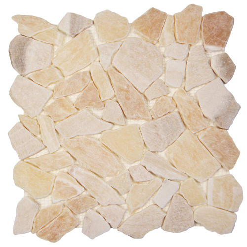 Nuur Onix Flat Pebble Stone Tile