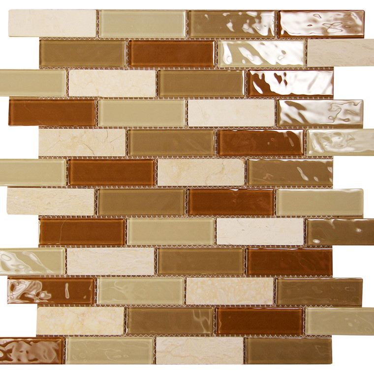Aqua Series 709 Mosaic Glass Tile