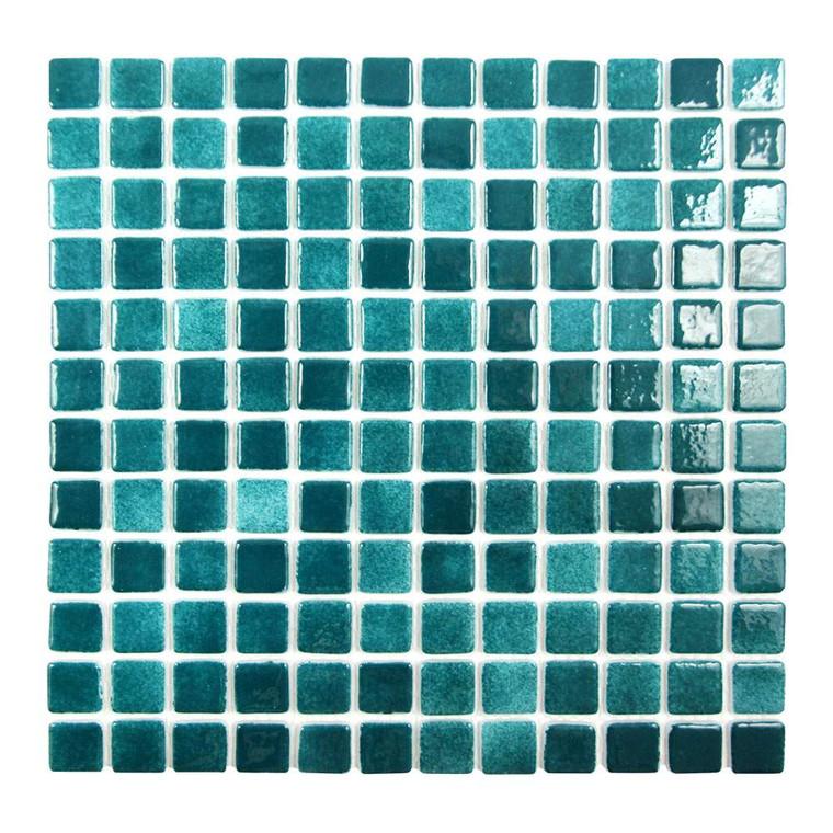 Islamorada Starboard Green 1x1 Pool Tile