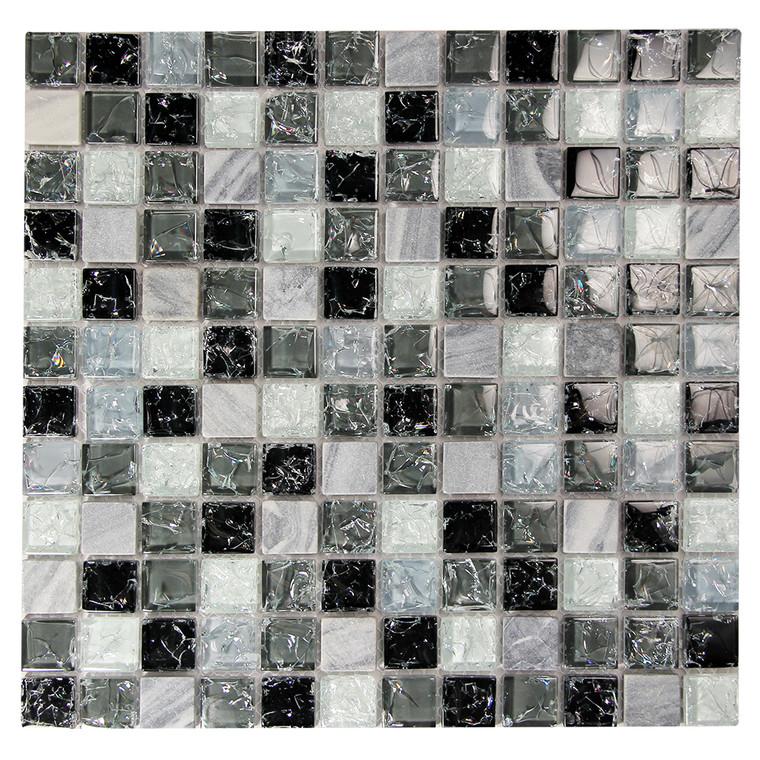 Electra GMC 5 Mosaic Glass Tile