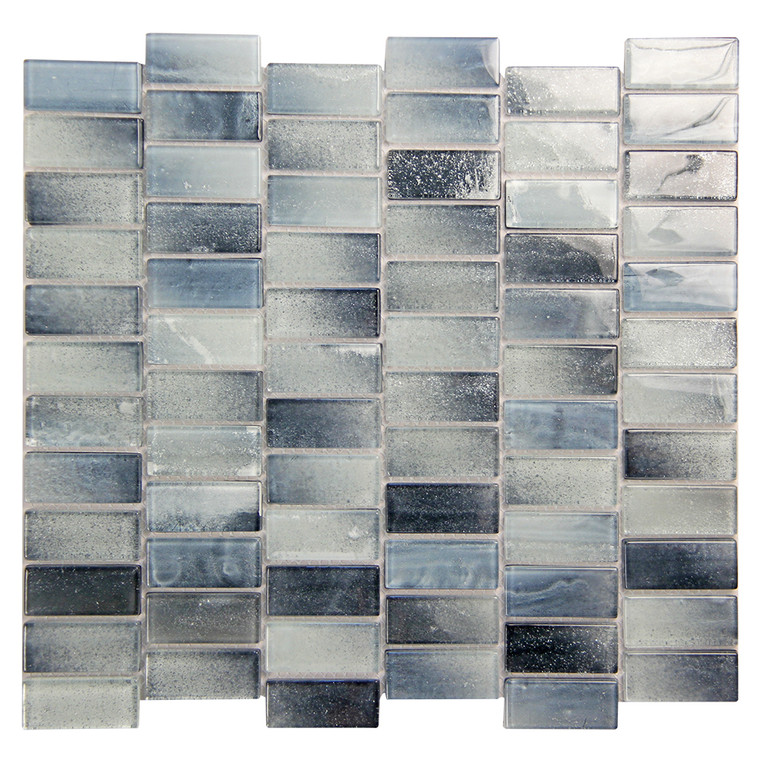 Extant Sky 1x2 Pool Mosaic Glass Tile