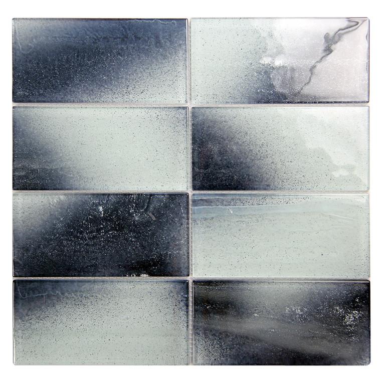 Extant Sky 3x6 Pool Mosaic Glass Tile