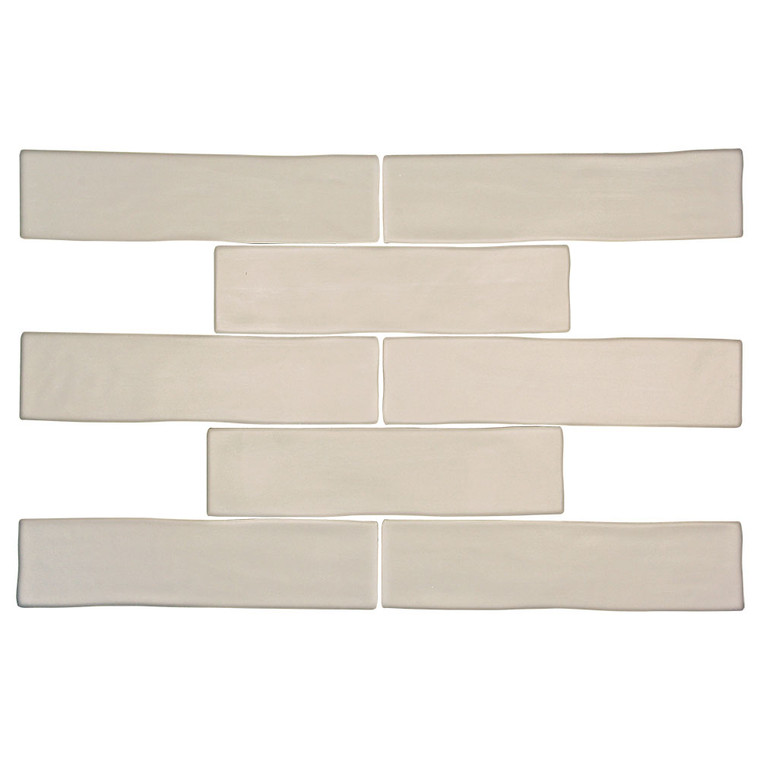 Cape Cod Taupe Matte 3x12 Porcelain Subway Tile - Box of 6.15 Sq. Ft.