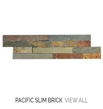 Pacific Slim Brick - View All