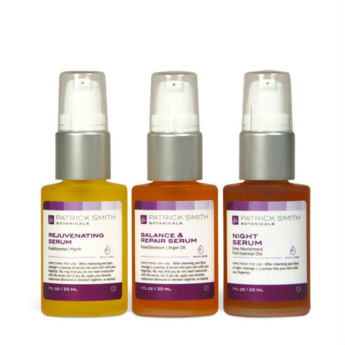 Face Serum Trio