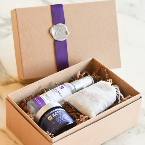 Lavender Sleep Kit